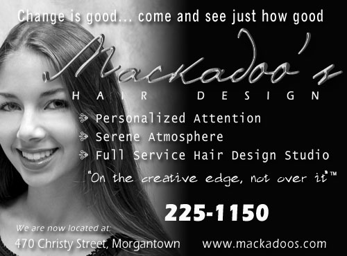 Mackadoo's Hair Design, Morgantown, WV Hair Salon